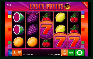 Fancy Fruits Red Hot Firepot slot automat hazardowwy