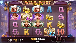 kasyno gry Wild West Gold